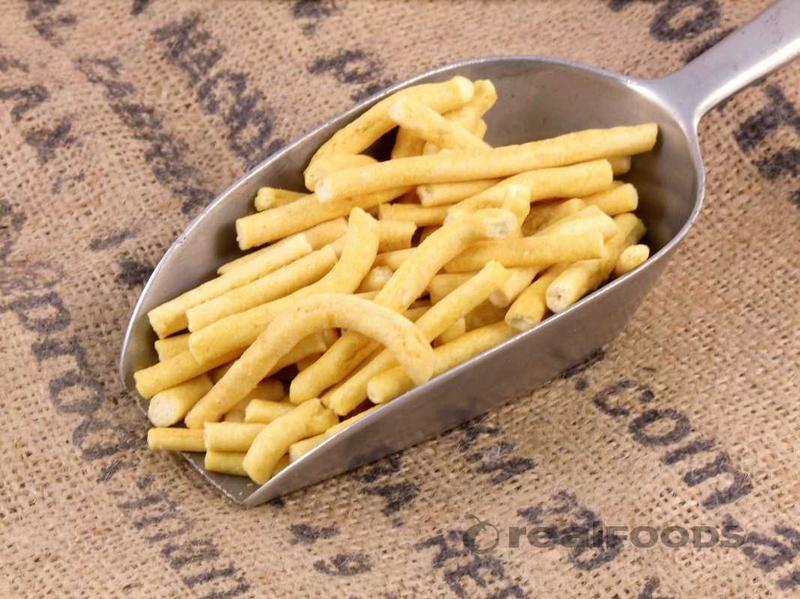 Sesame Chickpea Noodles Snack