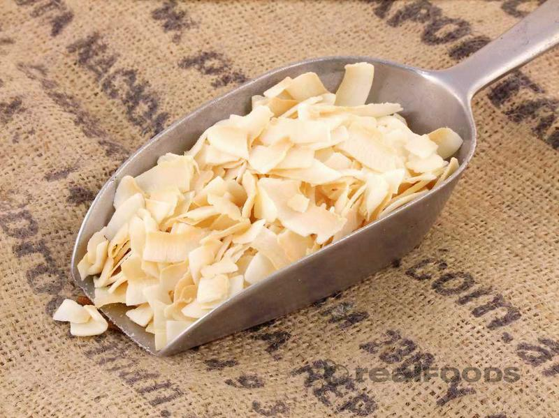 Toasted Coconut Chips Unsulphured