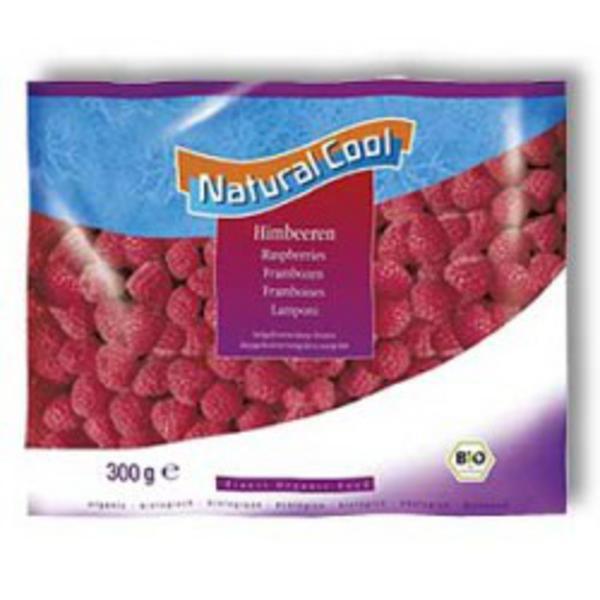 Frozen Raspberries Demeter ORGANIC