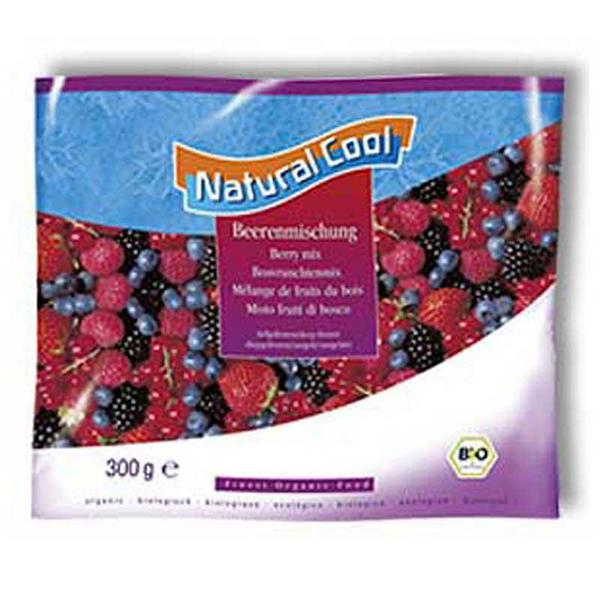 Demeter Organic Frozen Mixed Berries In 300g From Natural Cool