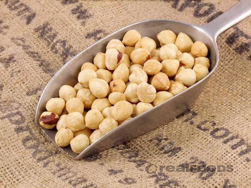 Hazelnuts Roasted Whole
