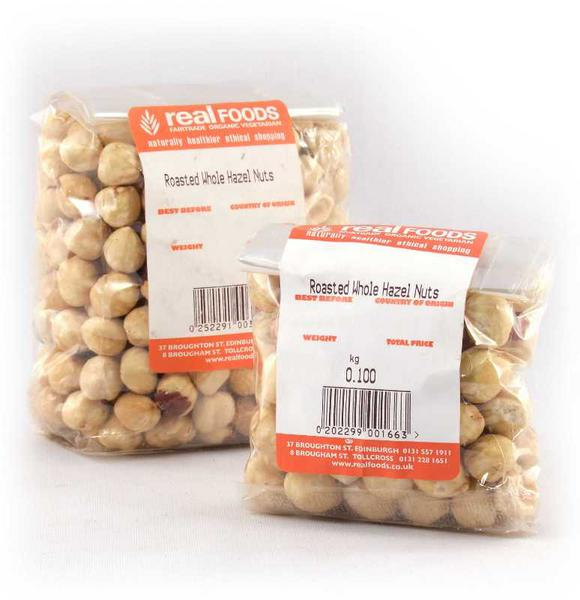 Roasted Whole Hazelnuts  image 2