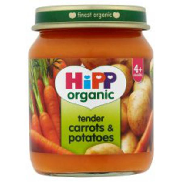 Baby Food In Jars Organic