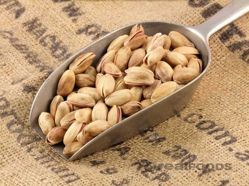 Roasted & Salted Jumbo Pistachio Nuts