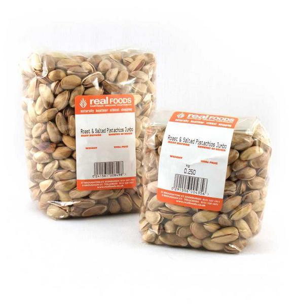 Roasted & Salted Jumbo Pistachio Nuts  image 2