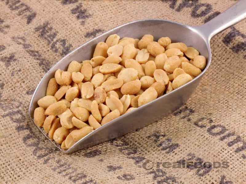 Roasted & Salted Peanuts