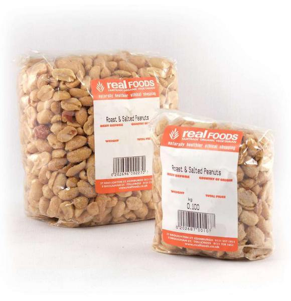 Roasted & Salted Peanuts  image 2