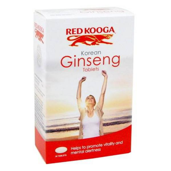 Ginseng Herbal Product 600mg