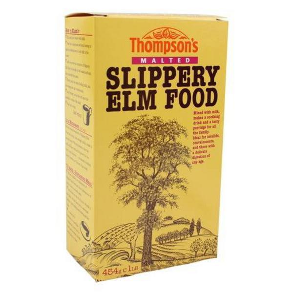 Malted Slippery Elm