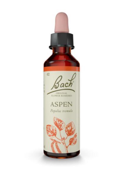 Flower Remedy Aspen Bach