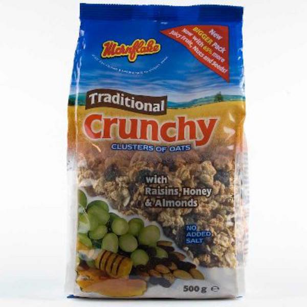 Honey,Almond & Raisin Cereal