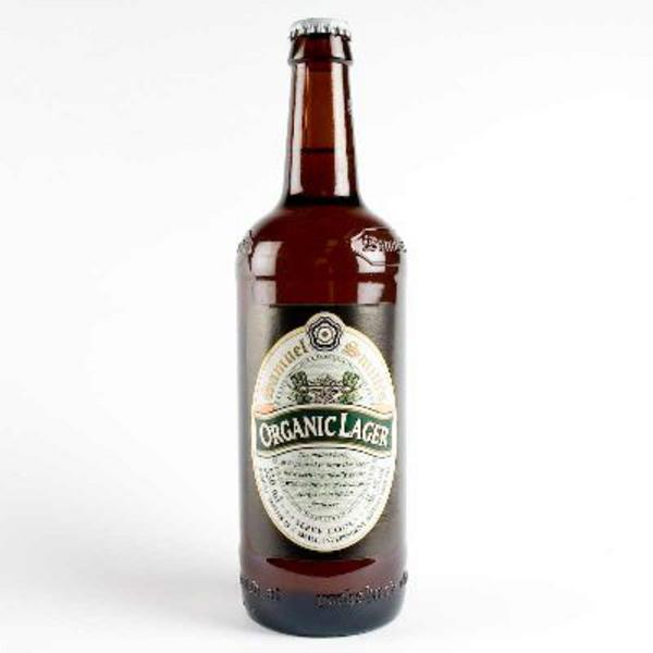 Lager UK Vegan, ORGANIC