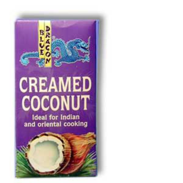 Coconut cream block