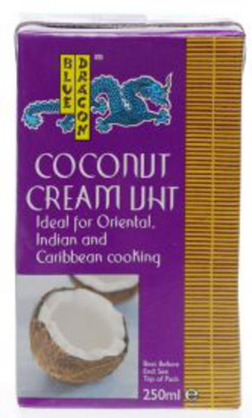 Coconut Cream Ultra Heat Treated