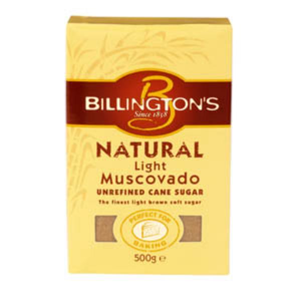 Billingtonu0027s Light Muscovado Sugar Unrefined 500g Design Ideas