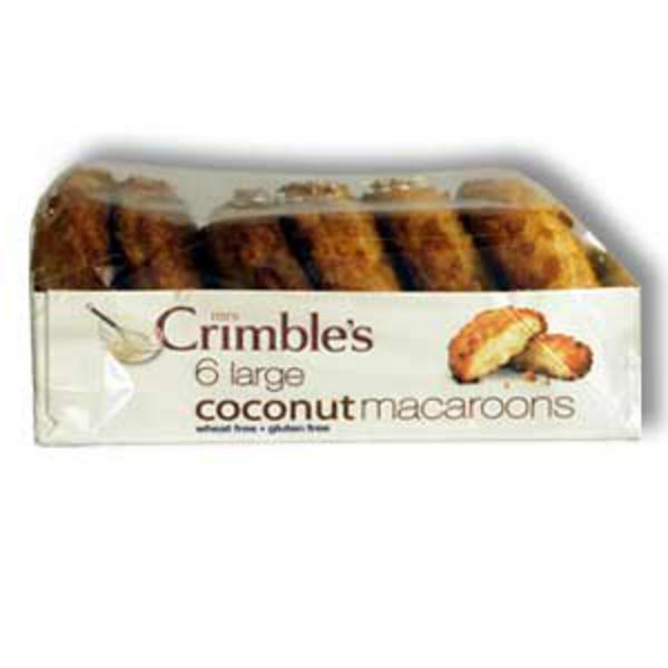 Coconut Biscuits Macaroons Large Gluten Free, wheat free