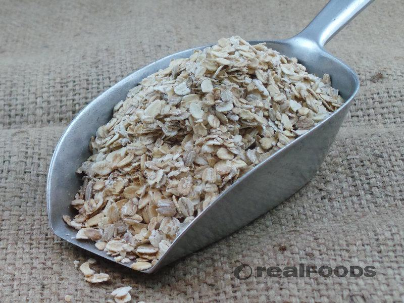 Muesli Base wheat free
