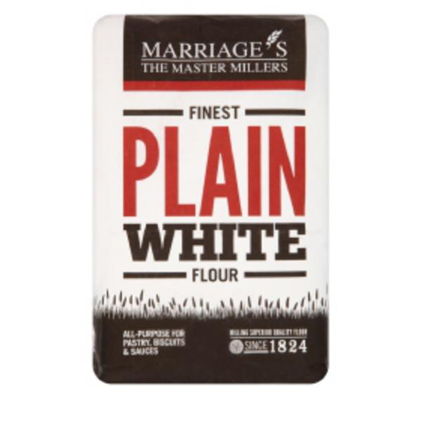 Finest Plain White Flour