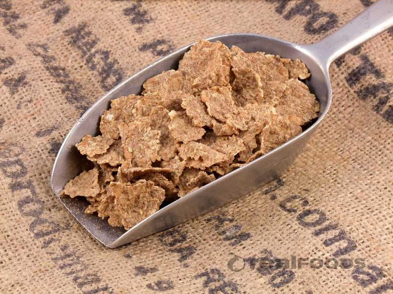 Crispy Bran Flakes added sugar