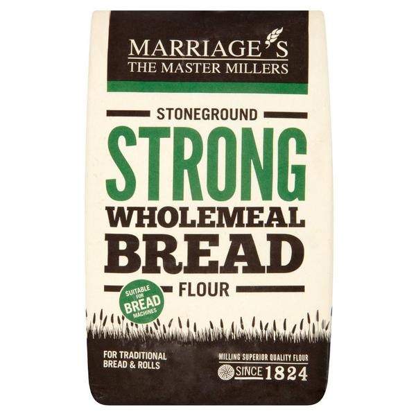 Wholemeal Flour Strong