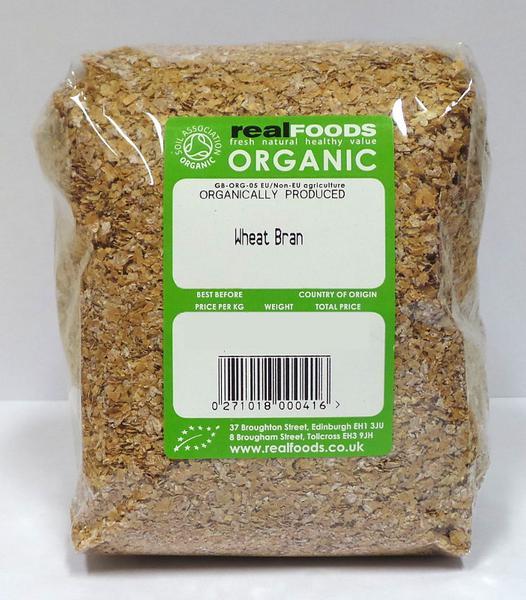 Wheat Bran ORGANIC image 2
