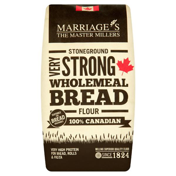 Wholemeal Flour Very Strong