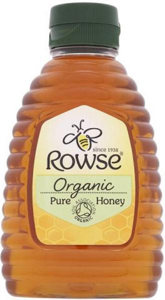 Squeezable Pure Honey ORGANIC