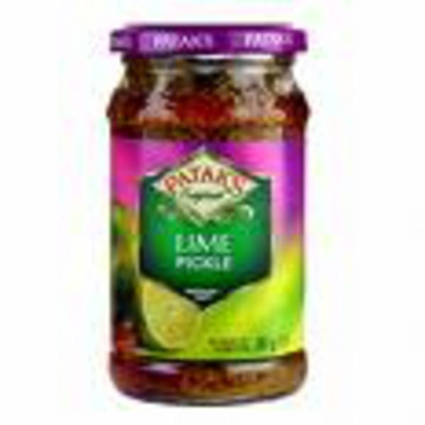 Mild Lime Pickle