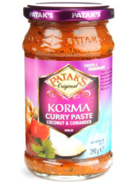 Paste Korma Curry