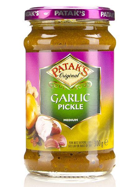 Garlic Pickle Vegan