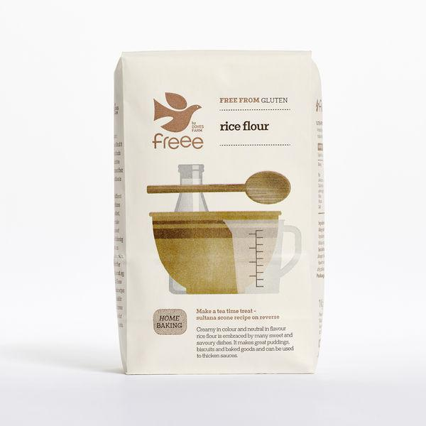 Stoneground Rice Flour Gluten Free
