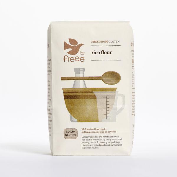 Stoneground Rice Flour Gluten Free