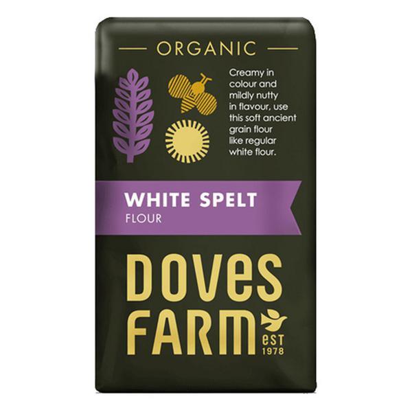 White Spelt Flour ORGANIC