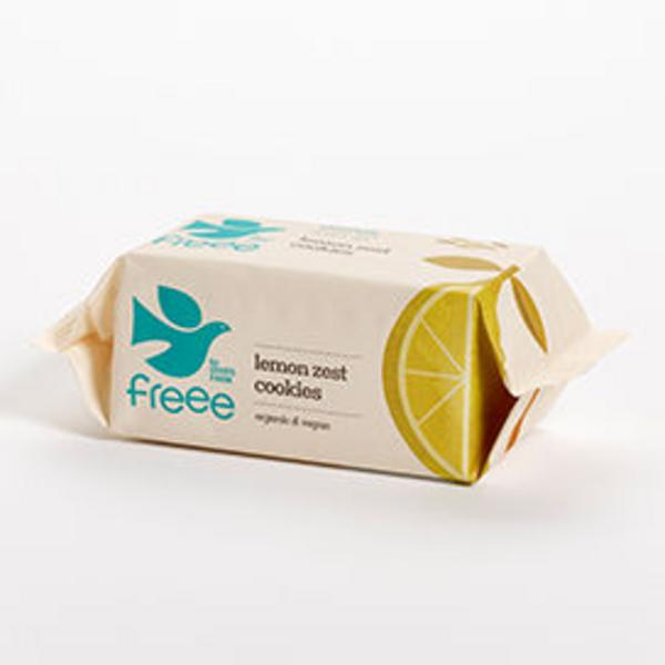 Lemon Cookie Freee Gluten Free, FairTrade, ORGANIC
