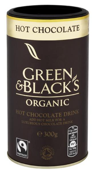 Hot Drinking Chocolate FairTrade, ORGANIC