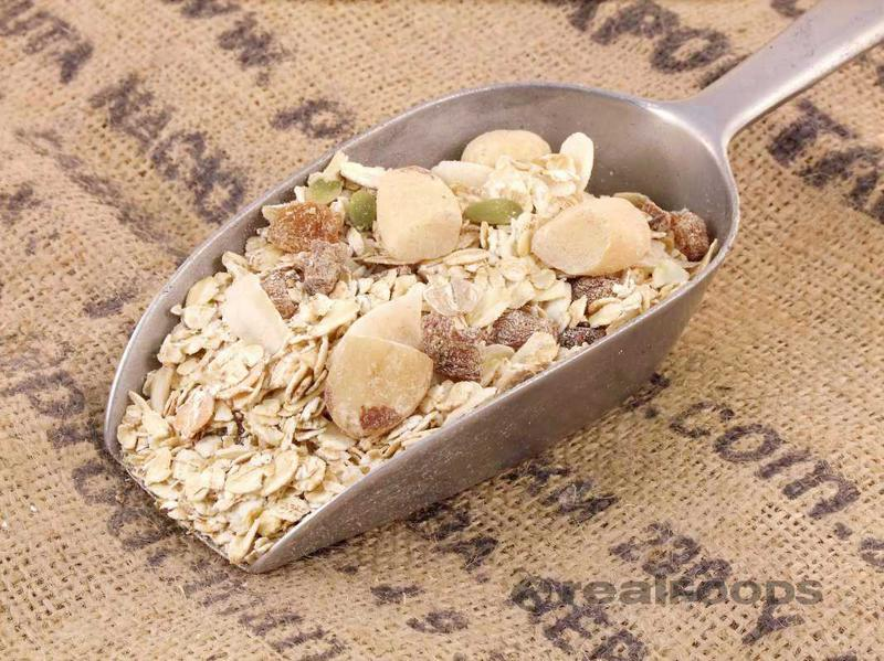Wheat Free Muesli no sugar added