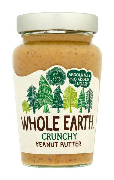 Crunchy Peanut Butter Original no sugar added