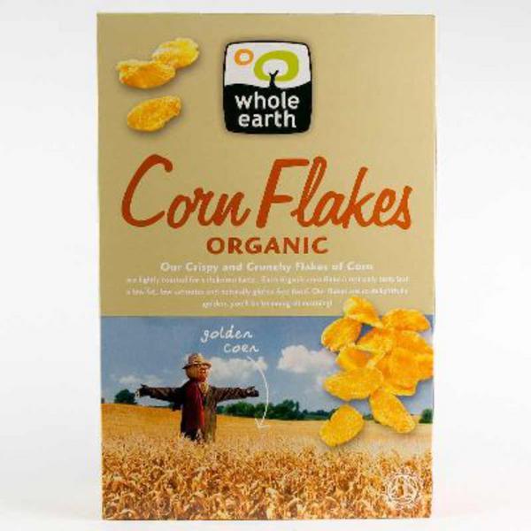 Cornflakes Gluten Free, ORGANIC image 2