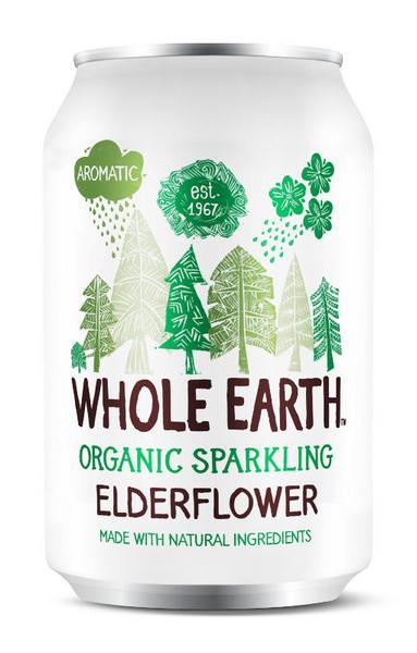 Elderflower Juice no sugar added, ORGANIC