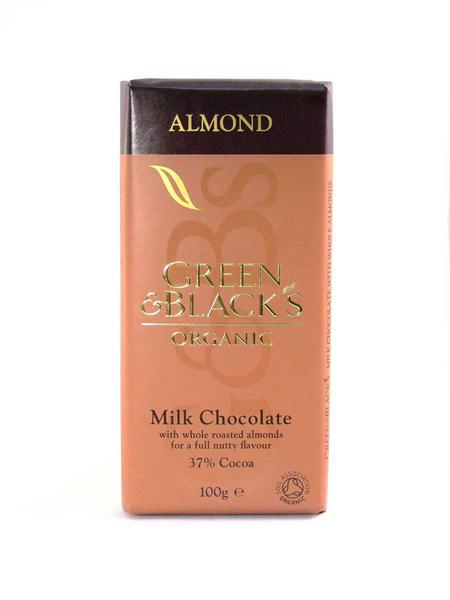 Almond Milk Chocolate ORGANIC
