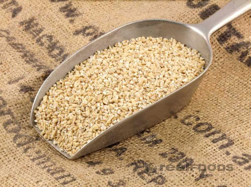 Organic Oatmeal Pinhead From Real Foods Buy Bulk Wholesale