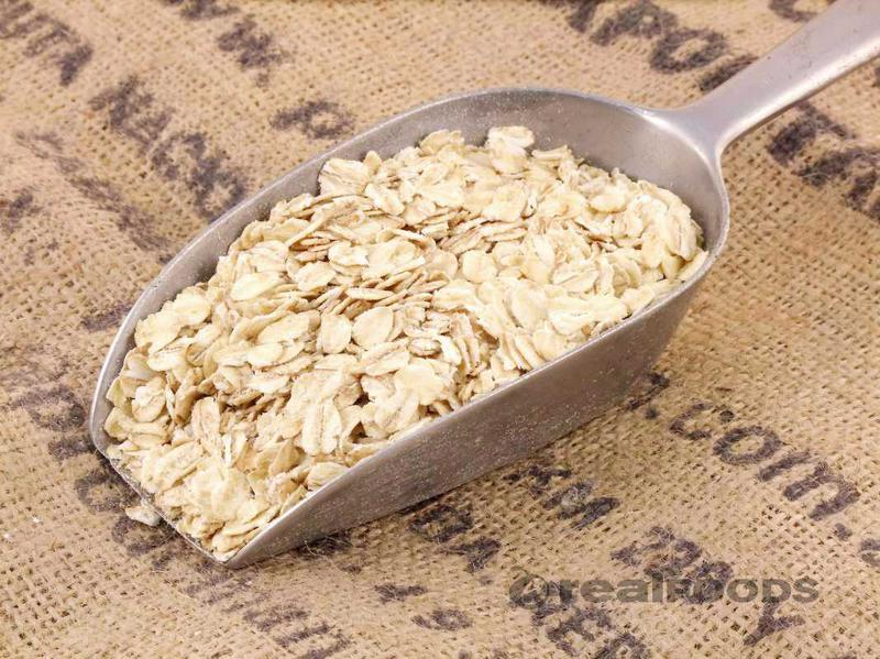 Jumbo Oats from Real Foods