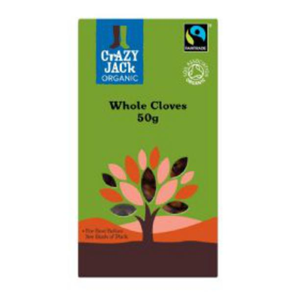 Cloves Whole ORGANIC