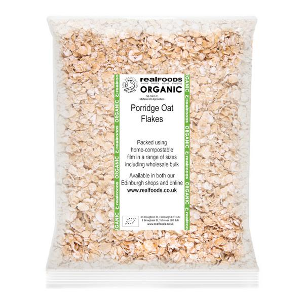 Porridge Oat Flakes ORGANIC image 2