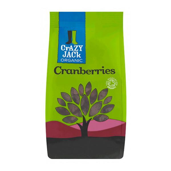 Dried Cranberries added sugar, ORGANIC