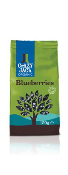 Dried Blueberries ORGANIC