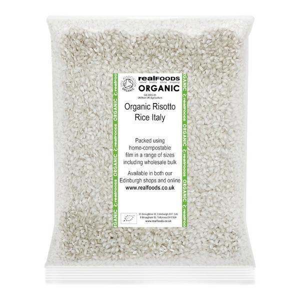 Risotto Rice Italy ORGANIC image 2