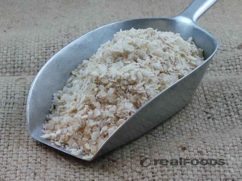 Crispy Brown Rice Flakes