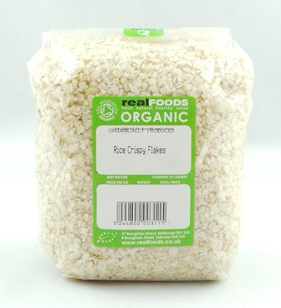 Crispy Rice Flakes ORGANIC image 2