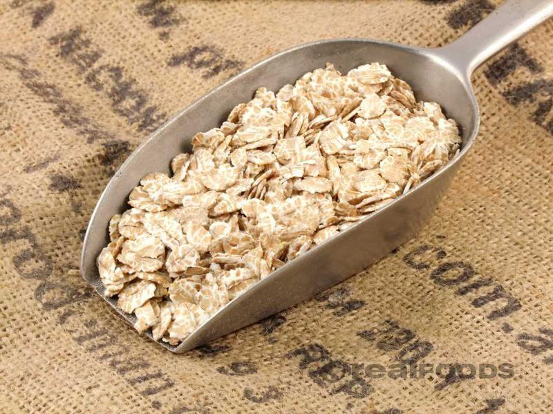 Crispy Wheat Flakes